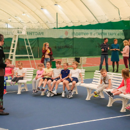 День рождения Теннис Парк 3 года