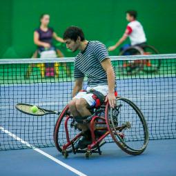 Чемпионат России по теннису на колясках с 6 по 10 ноября 2018 года